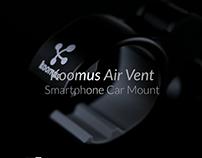 Koomus Web Commercial Video