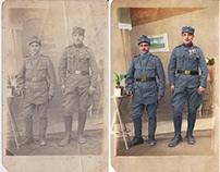 Photo Restoration & colorize