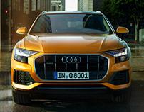 Audi Q8 – Katalog