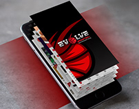 Evolve Basketball Mobile Application