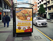Restaurant Poster Template Vol.11
