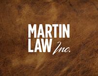 Martin Law Inc/ identity