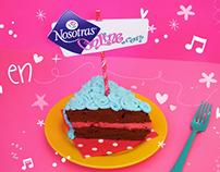 Video Cumpleaños Nosotras Online / 2014