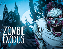 Zombie Exodus - Horror Fiction
