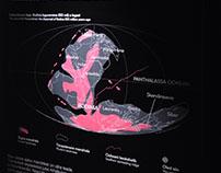 Simplified Paleogeography maps