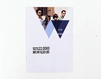 Publication - European Union Film Festival 2013