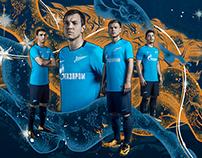 NIKE x FC Zenit