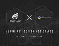 Album Art Design Assistance