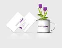 Chakeh Hajjar | Logo & Business Card
