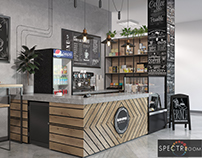 Project_coffee bar_Kiev