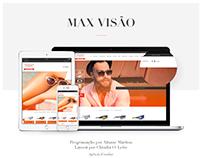 Projeto Web - Max Visão