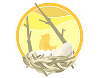 Web design badges for Bodas.net