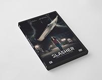Slasher Season 1 // Unofficial DVD Cover Artwork