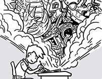 Random Tots - Webcomic