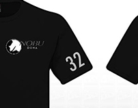 Nobu Doha Staff T-shirt