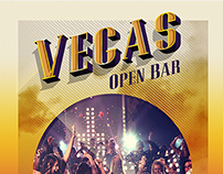 Vegas - Open Bar