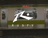 Rusty AW17 : Japan