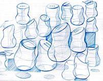 SKETCHFOLIO-Product Sketching