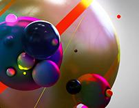C4D Experiments - Vol. 1