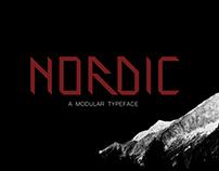 Nordic: A Modular Type Face
