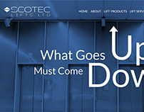 Lift Installation - Web Design
