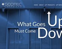 Lift Installation - Web Design