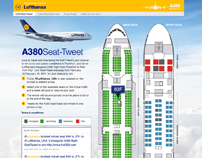 Lufthansa A380 promotions