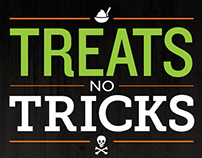 Treats No Tricks
