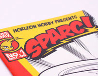 Sparc! Branding