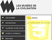 Les Musées de la civilisation