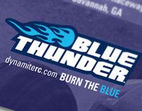 Blue Thunder Branding