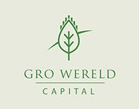 Gro Wereld Logo Design