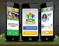 Heroes of Football Application