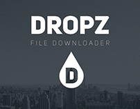 DROPZ | UI/UX