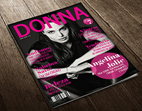 Revista Donna - Projeto Acadêmico