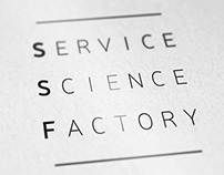 Service Science Factory Brand ID
