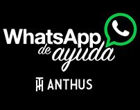 whatsApp de ayuda