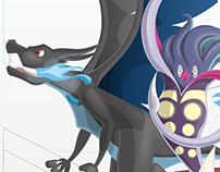 Pokemon X Team