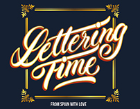 Lettering Time Blog / Sign Painting Version
