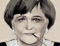 Portraits   Politician & Actor