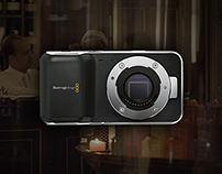Blackmagic Pocket Cinema Camra [BMPCC]
