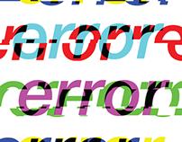 Error // Poster