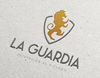 """Logo """"La Guardia"""""""