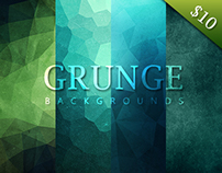 109 Grunge Backgrounds - ONLY $10
