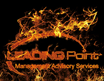 Leading Point Fire Poster
