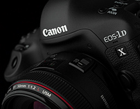 CANON 1Dx - Part 1