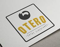 """Logo """"Otero"""""""