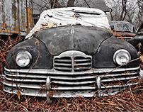 Forgotten Cars