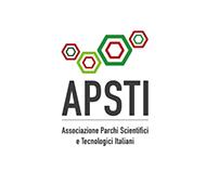 APSTI. Creazione del logo e del coorporate design