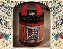 Desert Pepper Salsa
